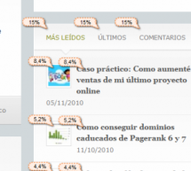 Cómo optimizar tu página a través de In-Page Analytics