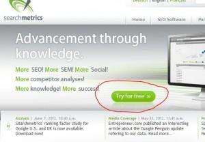 searchmetrics acceso