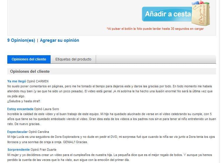 comentarios para aumentar la conversión de tu web